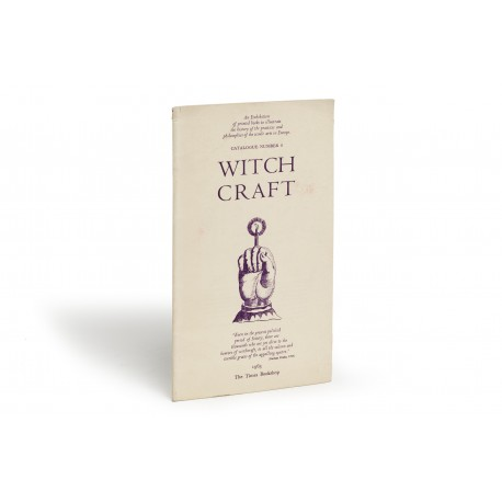 [Stock catalogues, numbered series: 8] Witchcraft : an exhibition of printed books illustrating the history of the practices and philosophies of the occult arts in Europe