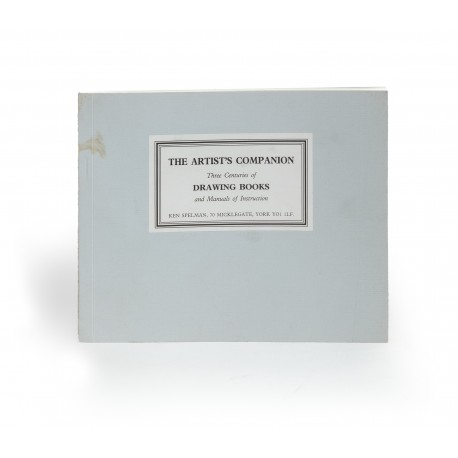 [Stock catalogue, numbered series: 4] The artist's companion : three centuries of drawing books and manuals of instruction