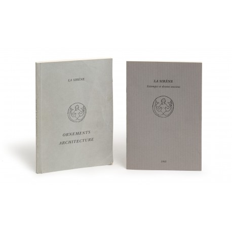 [Stock catalogues, unnumbered series] Ornaments : architecture § Estampes et dessins anciens