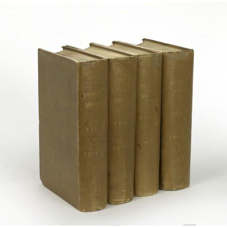 Bulletin de la Librairie Morgand & Fatout […de la Librairie Damascène Morgand]