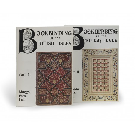 [Stock catalogues, numbered series: 1075] Bookbinding in the British Isles : sixteenth to the twentieth century.