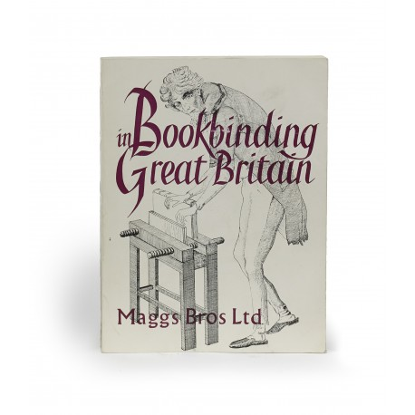 [Stock catalogues, numbered series: 966] Bookbinding in Great Britain : sixteenth to the twentieth century