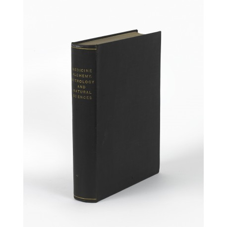 [Stock catalogues, numbered series: 520] Manuscripts and books on medicine, alchemy, astrology & natural sciences, arranged in chronological order
