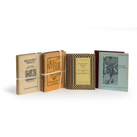 [Stock catalogues, numbered series:] 19-23 § 27 § 34 § 44-46 § 49 § 57 § 58 § 60