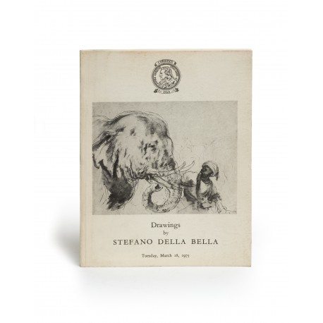 A Collection of drawings by Stefano della Bella : the property of a Gentleman (catalogue for an auction conducted by Christie, Manson & Woods Ltd, London, 18 March 1975)