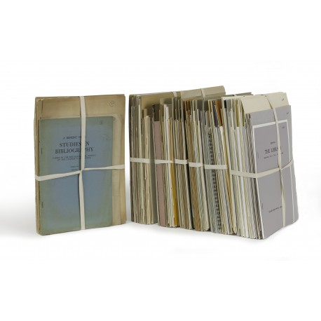Publications of Dennis E. Rhodes : A Collection of Offprints, 1954-2007