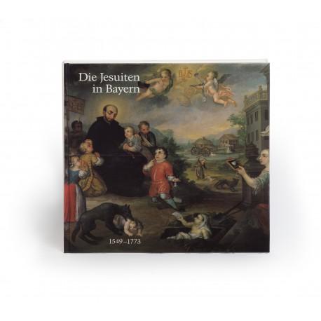 Die Jesuiten in Bayern 1549-1773 (catalogue of an exhibition organised by the Bayerisches Hauptstaatsarchiv and Jesuiten Oberdeutsche Provinz, Munich, 5 April-2 June 1991; Ausstellungskataloge der Staatlichen Archiv Bayerns, 29)