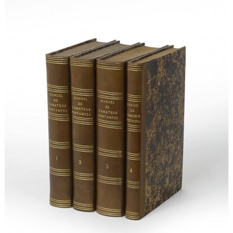 Manuel de l'amateur d'estampes, contenant le dictionnaire des graveurs de toutes les nations