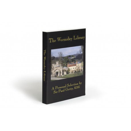 The Wormsley Library : a personal selection by Sir Paul Getty (catalogue of an exhibition held at the Pierpont Morgan Library, New York, 27 January-2 May 1999)