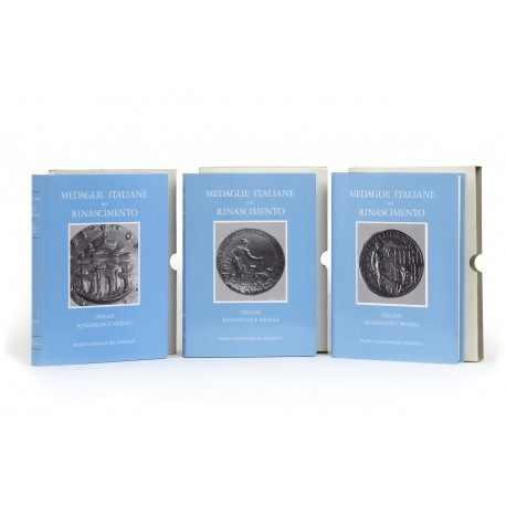 Italian Renaissance medals in the Museo Nazionale of Bargello : Medaglie italiane del Rinascimento nel Museo Nazionale del Bargello.