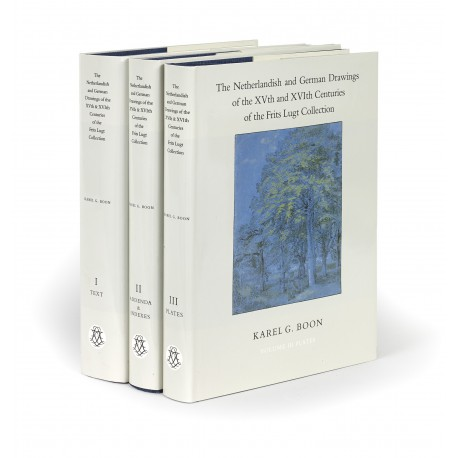 The Netherlandish and German drawings of the XVth and XVIth centuries of the Frits Lugt Collection