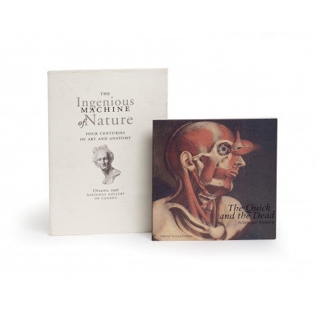 The ingenious machine of nature : four centuries of art and anatomy (catalogue of an exhibition held at the National Gallery of Canada, Ottawa, 31 October 1996-5 January 1997; also shown in Vancouver, Philadelphia and Jerusalem]