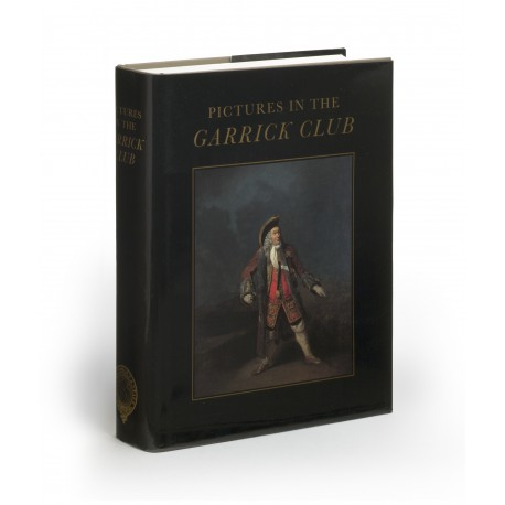Pictures in the Garrick Club : a catalogue of the paintings, drawings, watercolours and sculpture