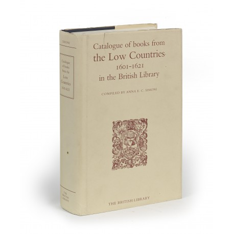 Catalogue of books from the Low Countries 1601-1621 in the British Library