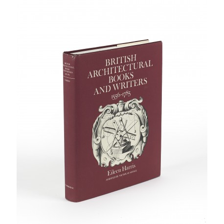 British architectural books and writers 1556-1785