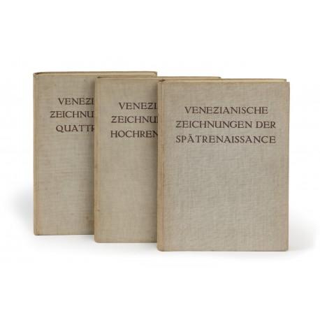 Venezianische Zeichnungen des Quattrocento § … der Hochrenaissance § … der Spätrenaissance