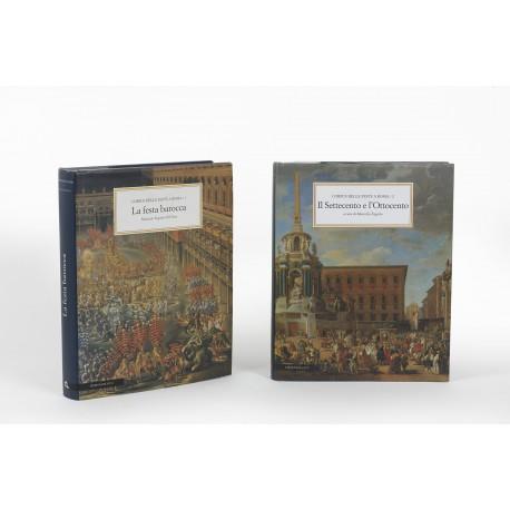 Corpus delle feste a Roma. 1. La festa barocca § 2: Il Settecento e l'Ottocento