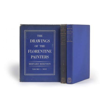 The Drawings of the Florentine painters : amplified edition (University of Chicago Publications in Art)