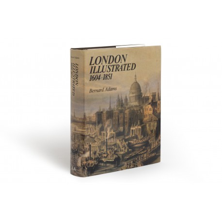 London illustrated 1604-1851 : a survey and index of topographical books and their plates