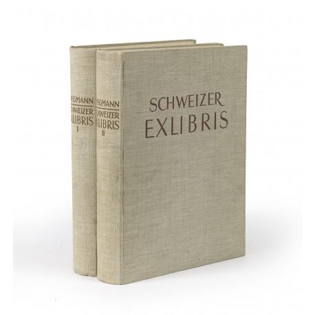 Schweizer Exlibris bis zum Jahre 1900
