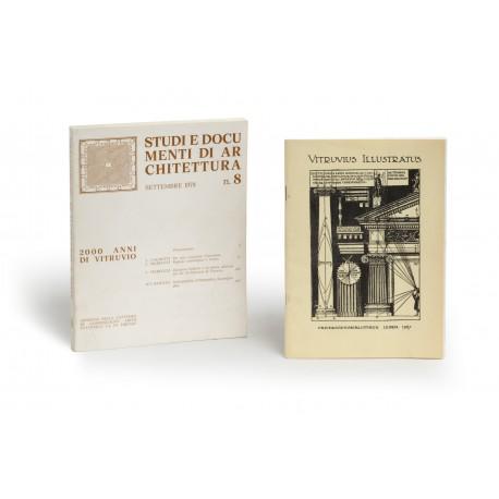 2000 anni di Vitruvio (Studi e Documenti di Architettura, 8)