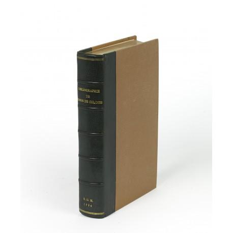 Bibliographie des éditions de Simon de Colines 1520-1546