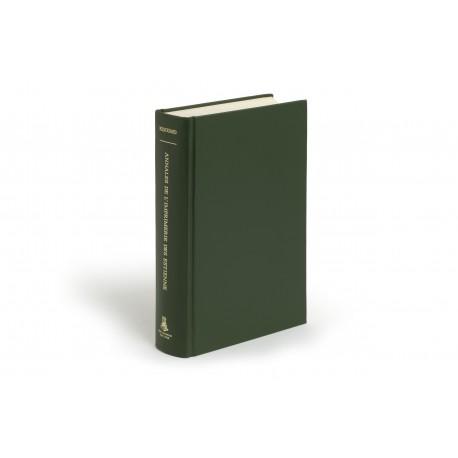 Annales de l'imprimerie des Estienne ou Histoire de la famille des Estienne et de ses éditions. Deuxième édition (Burt Franklin Bibliography & Reference Series, 20)