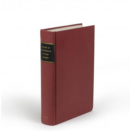 Studies in seventeenth-century imagery. Second edition, considerably increased (Sussidi Eruditi, 16) § Pt. II. 1. Addenda et corrigenda (by Mario Praz); 2. Hilary M.J. Sayles: Chronological list of emblem books (Sussidi Eruditi, 17)