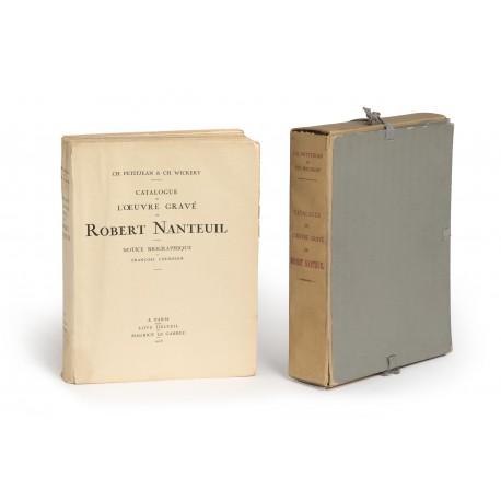 Catalogue de l'oeuvre gravé de Robert Nanteuil