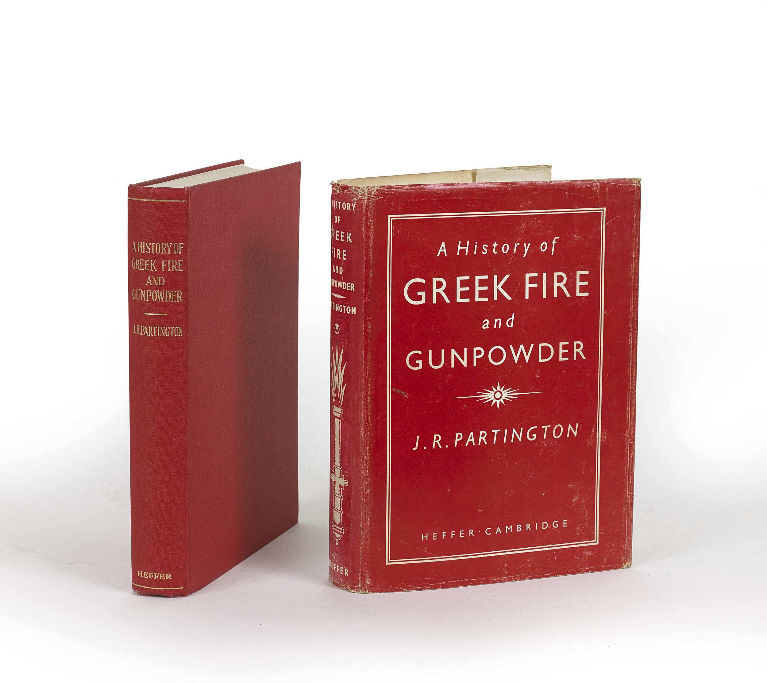 The origin of gunpowder