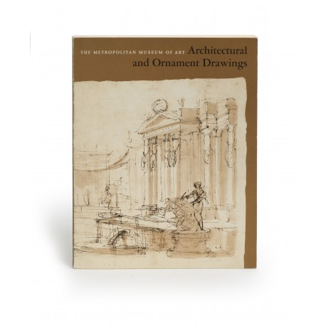 Architectural and ornament drawings: Juvarra, Vanvitelli, the Bibiena family, & other Italian draughtsmen