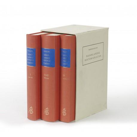 Beredeneerde Beschrijving van Nederlandse Historieplaten Zinneprenten en Historische Kaarten