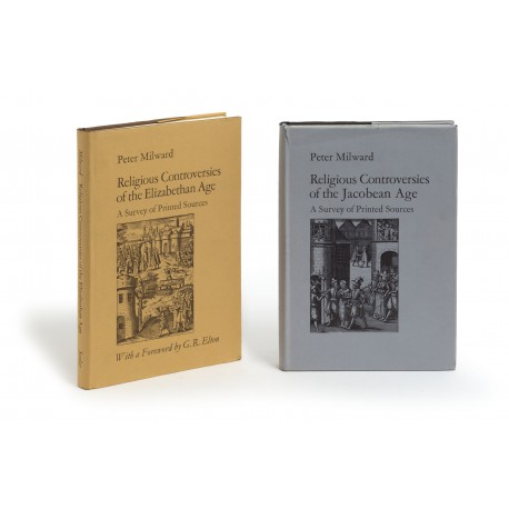 Religious controversies of the Elizabethan age : a survey of printed sources § Religious controversies of the Jacobean age : a survey of printed sources