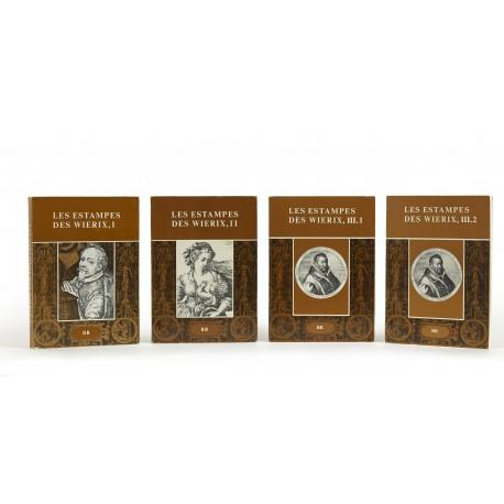Les estampes des Wierix conservées au Cabinet des Estampes de la Bibliothèque Royale Albert I. Catalogue raisonnée