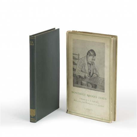 A Memoir of Montague Rhodes James : With a list of his writings by A.F. Scholfield
