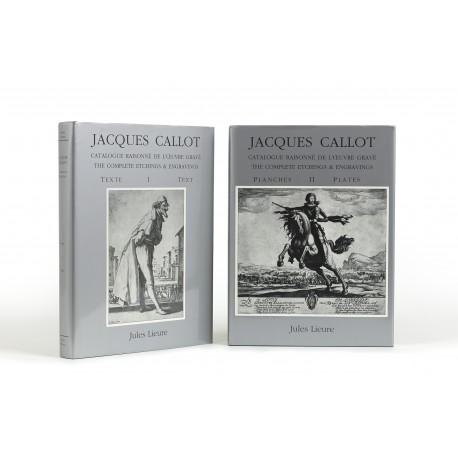 Jacques Callot : Catalogue raisonné de l'oeuvre gravé