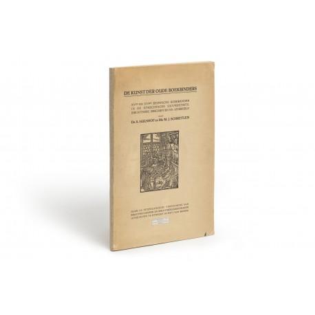 De Kunst der Oude Boekbinders : XVde en XVIde eeuwsche boekbanden in de Utrechtsche Universiteitsbibliotheek