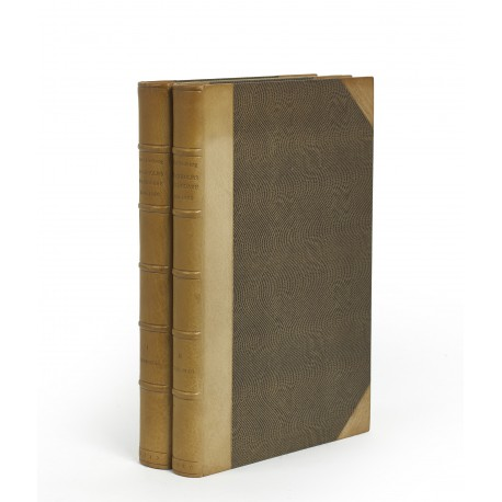 Stockholms bokbindare 1460-1880 (Nordiska Museets Handlingar, 36-37)