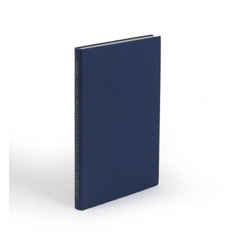 Katalog der Ornamentstich-Sammlung
