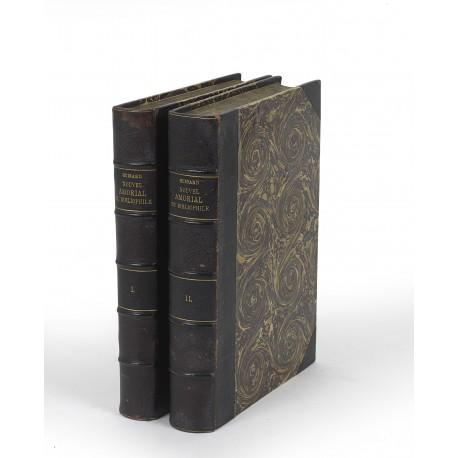 Nouvel armorial du bibliophile : Guide de l'amateur des livres armoriés