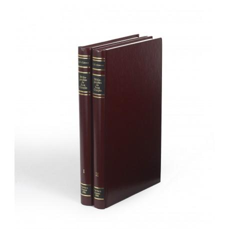 Bibliographie des éditions de Jean Crespin 1550-1572 (Livre, idées, société; 2)