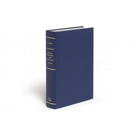Onomasticon : Repertorio biobibliografico degli scrittori italiani dal 1501 al 1850 (Bibliotheca veneta, 1)