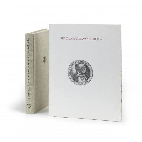 Nuova bibliografia savonaroliana : Edizione riveduta e arricchita di oltre 300 schede rispetto alla prima del 1958