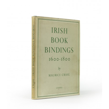 Irish bookbindings 1600-1800