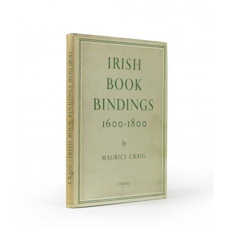 Irish bookbindings 1600-1800