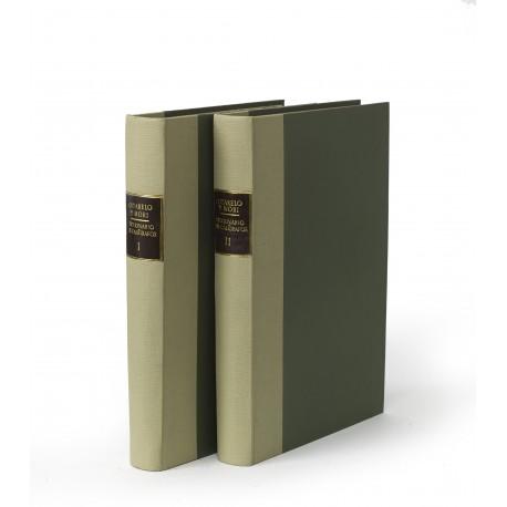 Diccionario biográfico y bibliográfico de calígrafos españoles