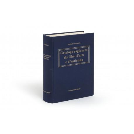 Catalogo ragionato dei libri d'arte e d'antichità posseduti dal Conte Cicognara