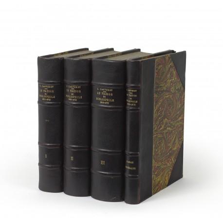 Le trésor du bibliophile romantique et moderne, 1801-1875