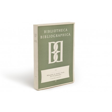 Bibliographie der deutschen Drucke des XVI. Jahrhunderts, I: Dillingen (Bibliotheca Bibliographica, 5)