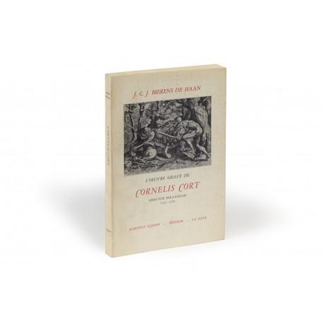 L'œuvre gravé de Cornelis Cort, graveur hollandais 1533-1578
